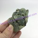 MeldedMind112 Prehnite Epidote Specimen 62mm Kayes Region, Mali