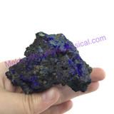 MeldedMind195 Congo Azurite Malachite Cluster Specimen 69mm Rough Natural Crystal