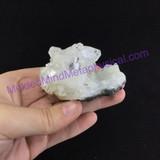 MeldedMind183 Apophyllite Crystal Cluster Specimen 65mm Mineral Metaphysical