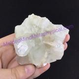 MeldedMind185 India Apophyllite Crystal Cluster Specimen 69mm Stilbite