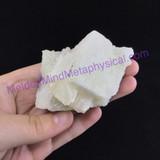 MeldedMind186 India Apophyllite Crystal Cluster Specimen 72mm Mineral Metaphysical
