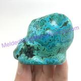 MeldedMind319 Chrysocolla Malachite Specimen 71mm Crystal Mineral Metaphysical