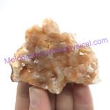 MeldedMind032 Heulandite Crystal Specimen 57mm India Metaphysical Display Decor