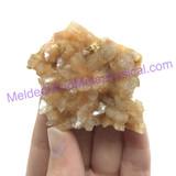 MeldedMind034 Heulandite Crystal Specimen 57mm India Metaphysical Display Decor