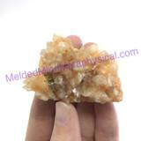 MeldedMind035 Heulandite Crystal Specimen 51mm India Metaphysical Display Decor