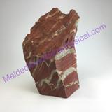 MeldedMind688 Rough Brecciated Jasper Freeform Specimen 10lbs 215mm Display Decor Crystal