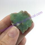MeldedMind302 Natural Variscite Specimen 31mm Rough Mineral Crystal Metaphysical