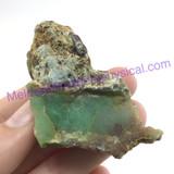 MeldedMind307 Natural Variscite Specimen 57mm Rough Mineral Crystal Metaphysical