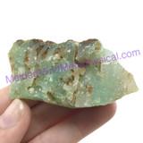 MeldedMind308 Natural Variscite Specimen 62mm Rough Mineral Crystal Metaphysical