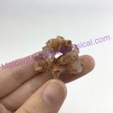 MeldedMind189 Brown Aragonite Crystal Specimen 28mm Sefrou Morocco