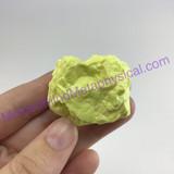 MeldedMind338 Louisiana Sulphur Sulfur Specimen 36mm Mineral Healing