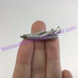 MeldedMind050 Rough Magnesium Specimen 37mm Element Healing Metaphysical