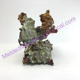 MeldedMind823 Natural Copper in Quartz Matrix Specimen Metal Display Healing Energy