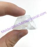 MeldedMind Apophyllite Tip Crystal  Specimen 16mm Mineral Metaphysical 003