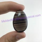 MeldedMind Smoky Quartz Crystal Focal Bead Pendant 30mm Stone of Protection Metaphysical 196
