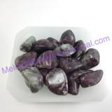 MeldedMind One (1) Medium Pink Tumbled Tourmaline Mineral Crystal Metaphysical 377