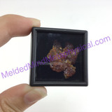 MeldedMind617 Zincite Specimen 1.48 Inches 37.8mm Poland Natural Action