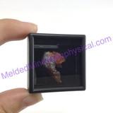MeldedMind Zincite Specimen 1.48 Inches 37.8mm Poland Natural Action 621