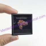 MeldedMind Zincite Specimen 1.48 Inches 37.8mm Poland Natural Action 625