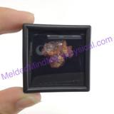 MeldedMind Zincite Specimen 1.48 Inches 37.8mm Poland Natural Action 623