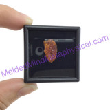 MeldedMind Zincite Specimen 1.48 Inches 37.8mm Poland Natural Action 619