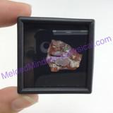 MeldedMind Zincite Specimen 1.48 Inches 37.8mm Poland Natural Action 624