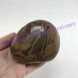 MeldedMind Large Tiger Iron Massage Stone 3.64in 92.6mm Holistic Metaphysical 090