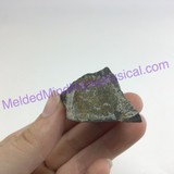 MeldedMind Rough Russian Pyrite Specimen 1.87in 47mm 006