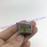 MeldedMind Rough Russian Pyrite Specimen 1.10in 27m 299