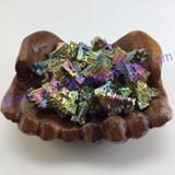 MeldedMind062 One (1) Small Bismuth Crystals Lab grown in Germany