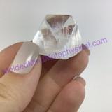 MeldedMind XL Apophyllite Tip Crystal Specimen .86in Mineral Heart India 238