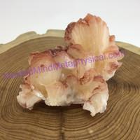 GRADE A! Indian Red Stilbite Crystal Cluster Aurangabad Maharashtra
