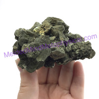 MeldedMind266 Pyrite & Magnatite Rough Specimen 2.90 in 73mm Balancing Chakra