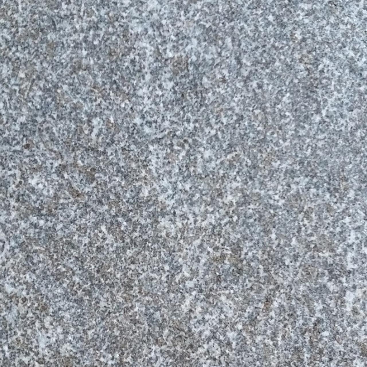 American Black Granite Thermal Finish