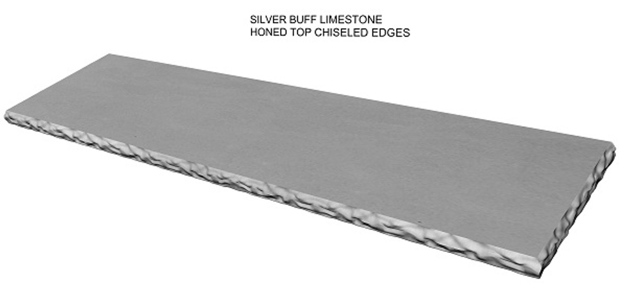 Silver Buff Limestone Fireplace Hearth Natural Stone Any Size Made In Usa Shipped Nationwide Solid One Piece Hearth Slab Hearth Pad