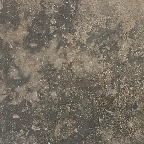 Plaza Gray limestone antique brushed finish