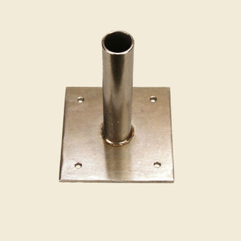 Stainless Steel Post Mount BHP017