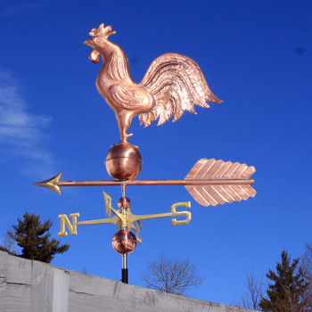 Rooster Weathervane - 369