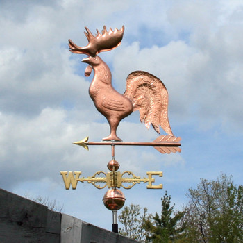 Maine Rooster Weathervane 445