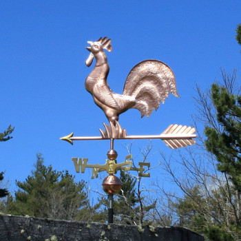 Rooster Weathervane 486