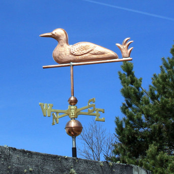 Loon Weathervane 207