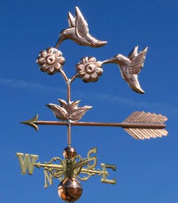 Hummingbird Weathervane  474