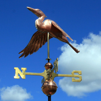 Heron Weathervane - 106