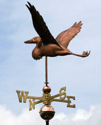 Heron Weathervane 112