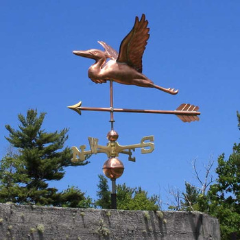 Heron Weathervane 492