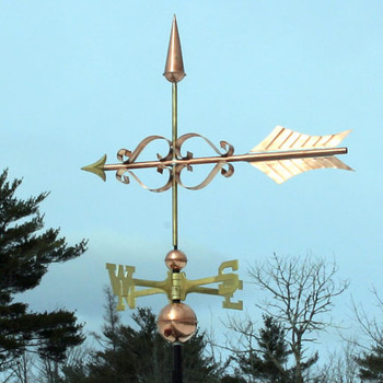 Fancy Arrow Weathervane 107
