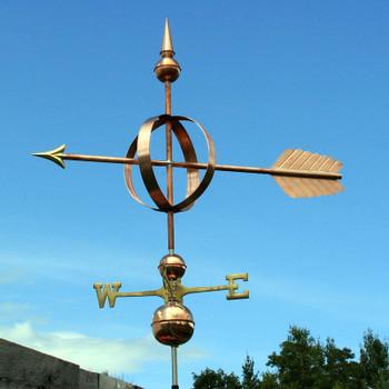 Arrow Weathervane 119