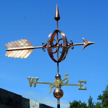 Arrow Weathervane 124