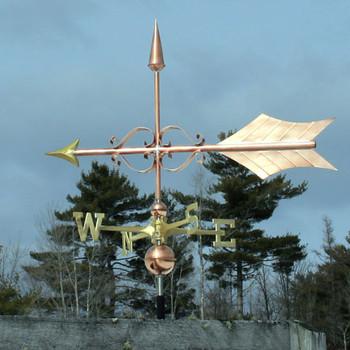 Large Arrow Weathervane 372