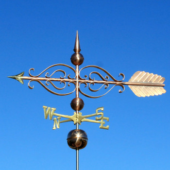 large arrow weathervane